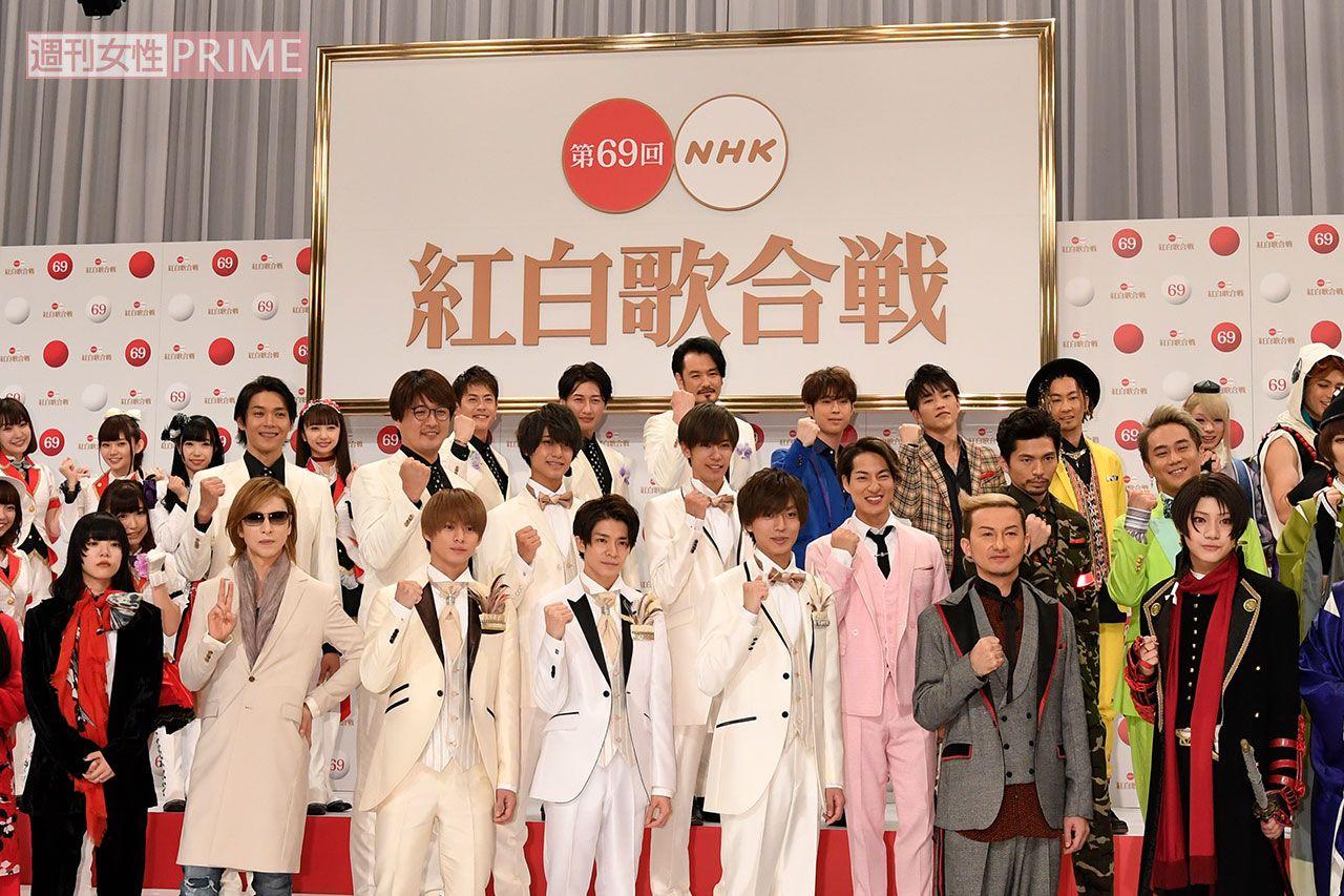 NHK紅白歌合戦、出場歌手の選考...