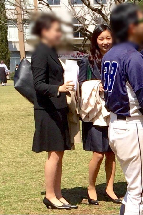 佳子さま、入学式後に野球部からの勧誘を華麗に回避される